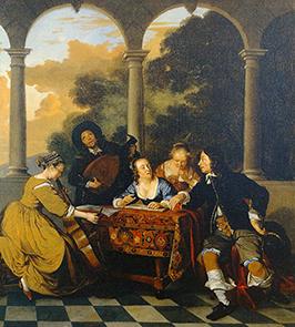Золотой век фламандской и голландской живописи