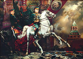 Великая Отечественная война глазами художников