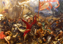 Грюнвальд 15 июля 1410 года