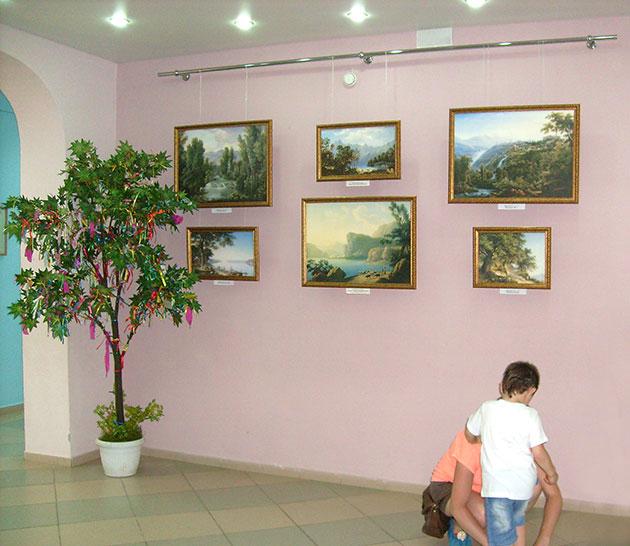 Русская живопись начала 19 века