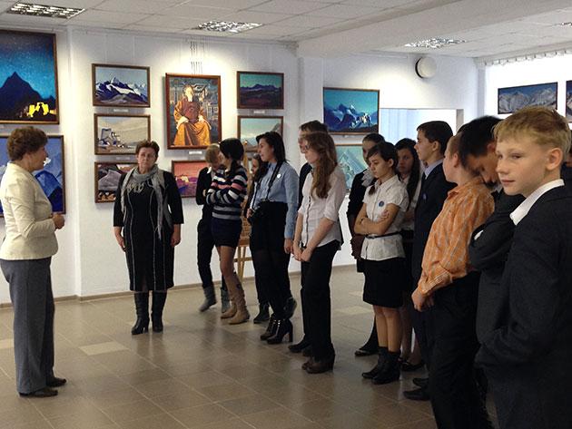 Областной агитпоезд «За здоровую и счастливую семью» в Заволжском районе г. Ульяновска