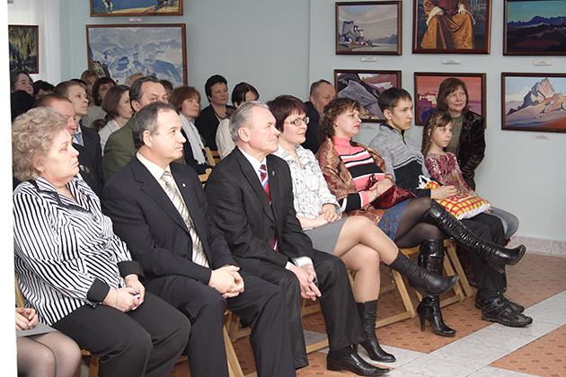 Культурно-выставочному центру «Радуга» исполнилось 10 лет