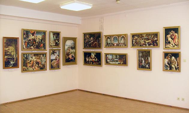 «Великие художники Венеции – Веронезе и Тинторетто» в